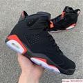 Nike Jordan 6 Retro OG Black Infrared Limited Stock All Sizes 384664-060 5