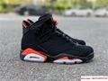 Nike Jordan 6 Retro OG Black Infrared Limited Stock All Sizes 384664-060 7