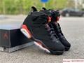 Nike Jordan 6 Retro OG Black Infrared Limited Stock All Sizes 384664-060 10