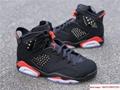Nike Jordan 6 Retro OG Black Infrared Limited Stock All Sizes 384664-060 11