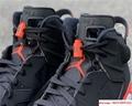Nike Jordan 6 Retro OG Black Infrared Limited Stock All Sizes 384664-060 13