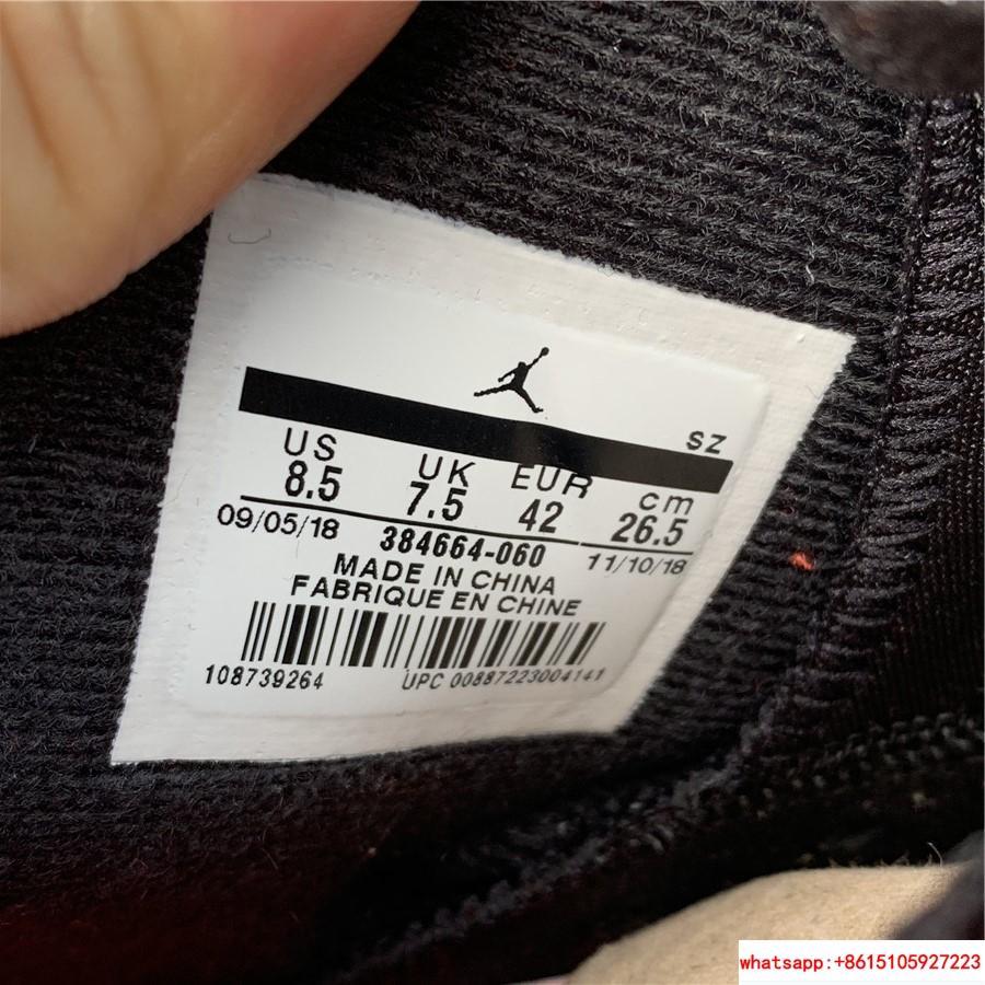 Nike Jordan 6 Retro OG Black Infrared Limited Stock All Sizes 384664-060 18