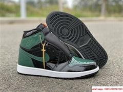 Nike Air Jordan 1 Retro High OG SoleFly Black Fir Team Orange AV3905-038 jordan