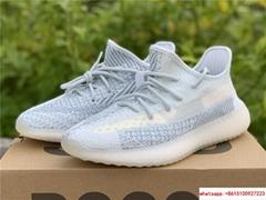 Newest Adidas Yeezy boost 350 v2 cloud white FW5317 adidas reletive  yeezy