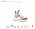 newest    archlight sneaker Rose Clair