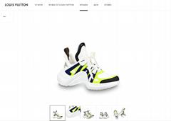 archlight sneaker Jaune 1A4X6Q    women Yellow sneaker