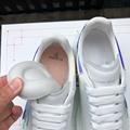 alexander         oversized sneaker mcuqueen white sneanker 3