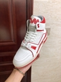 trainer sneaker mid top    sneaker Red     men shoes1A54IC   8