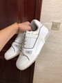 lv trainer sneaker Grained calf leather white lv sneaker 1A5PZO lv sneaker lv  9
