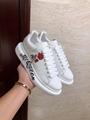 alexander mcqueen oversized sneaker mcqueen lace-up sneaker