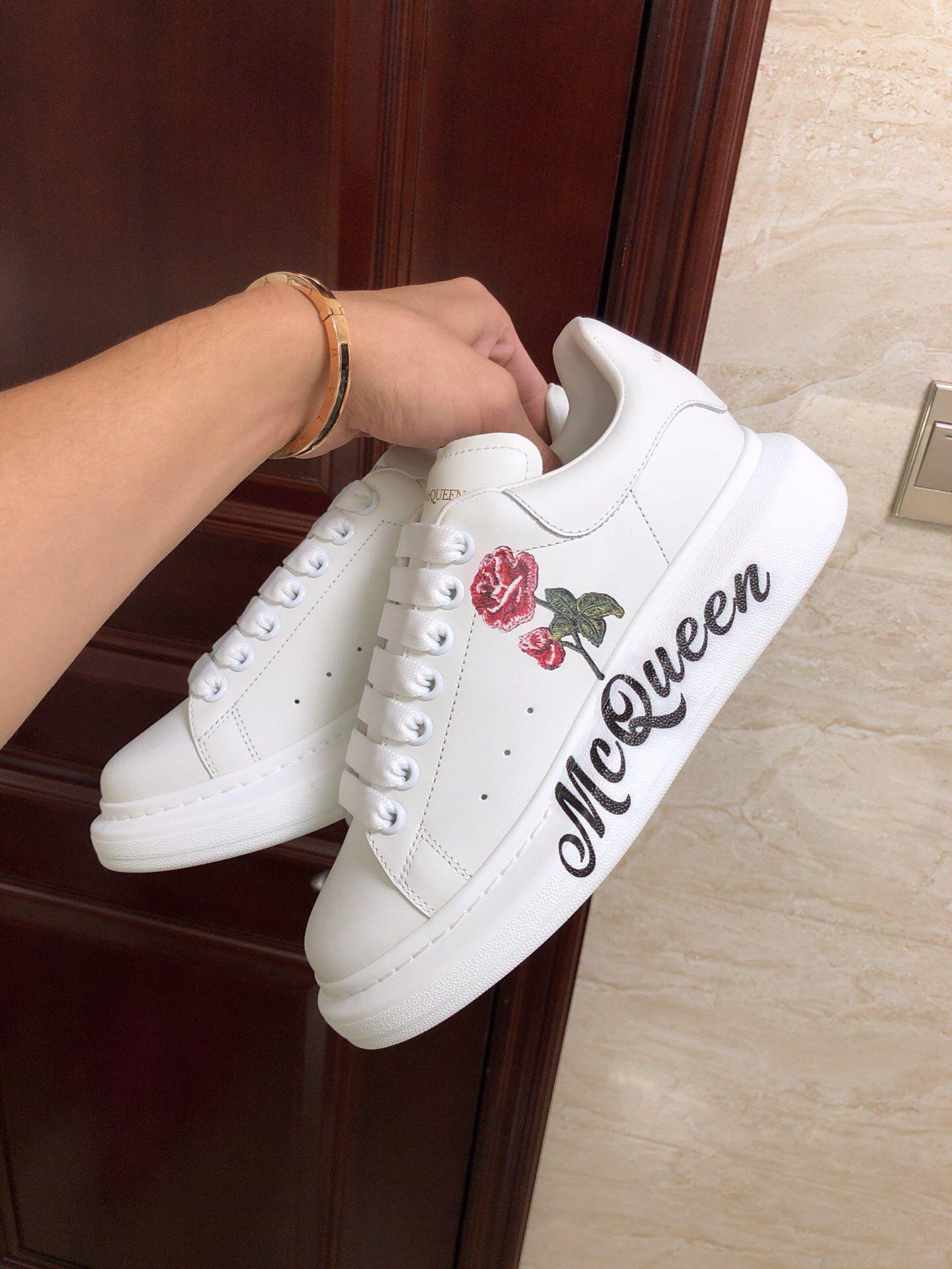 alexander         oversized sneaker         lace-up sneaker  5