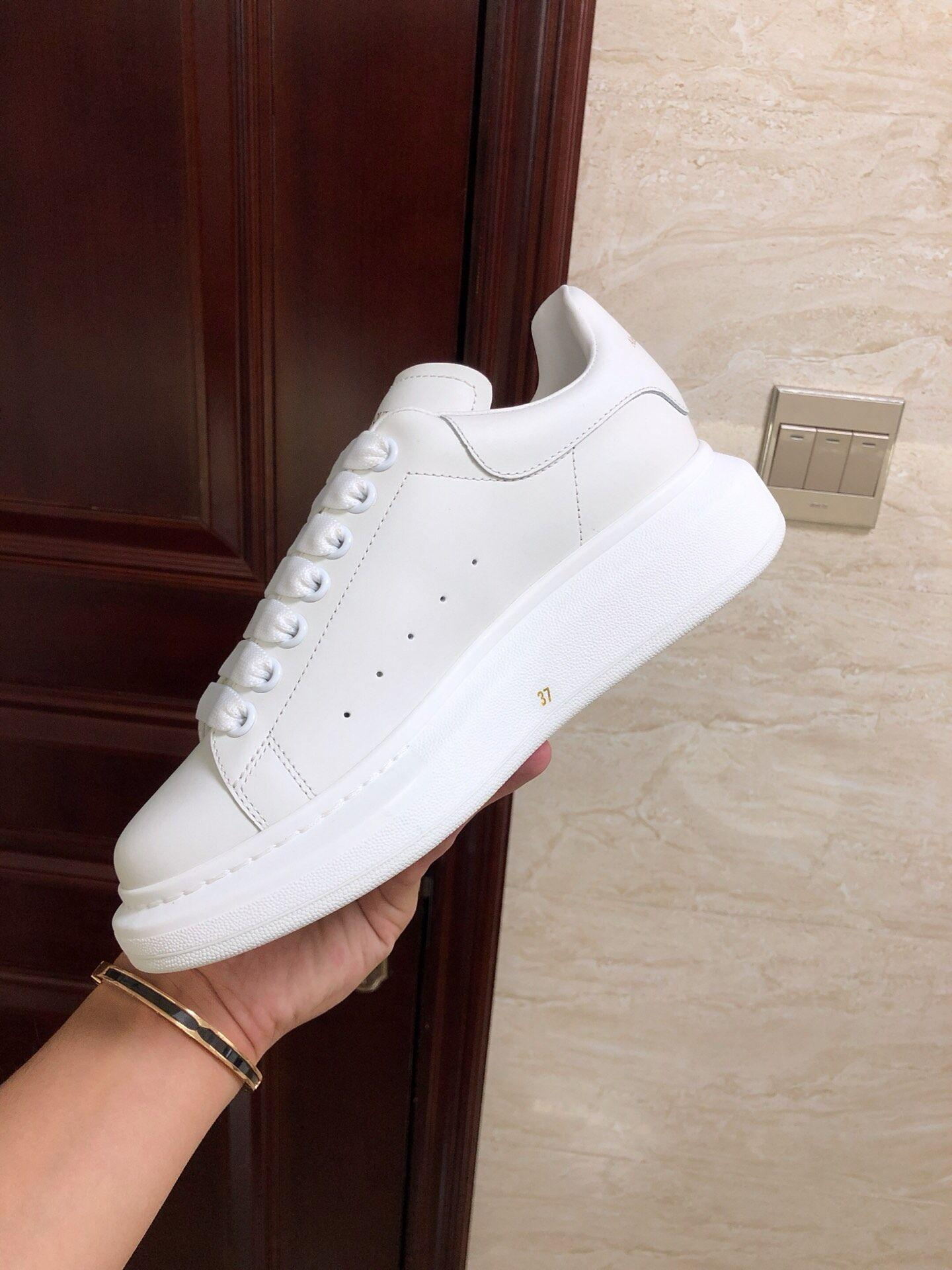 alexander         oversized sneaker         lace-up sneaker  7