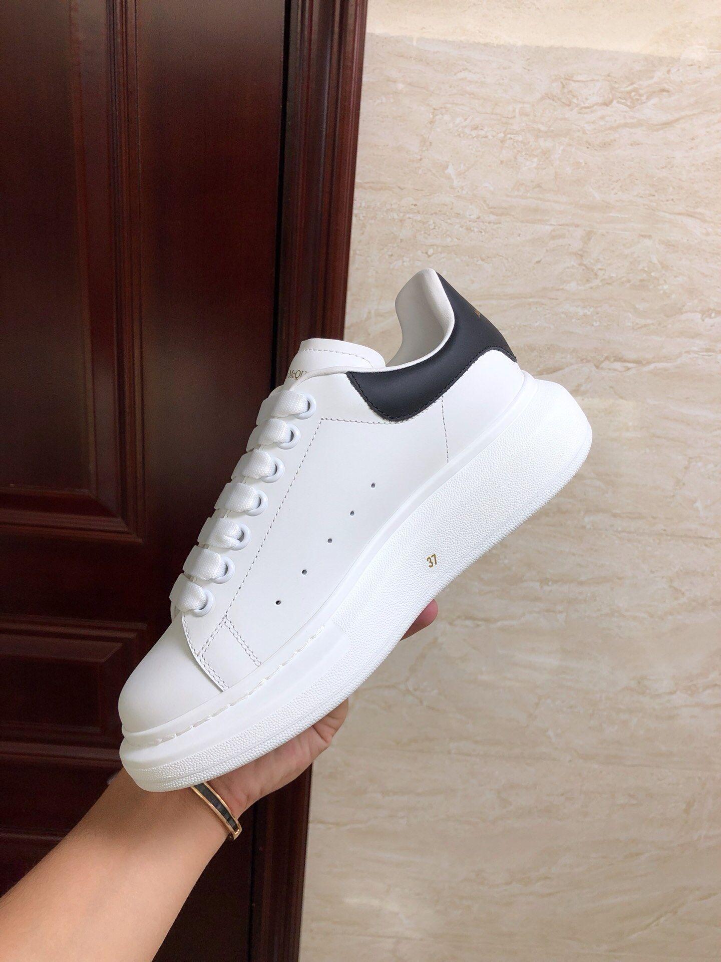 alexander         oversized sneaker         lace-up sneaker calskin  5