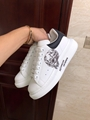 alexander         oversized sneaker         lace-up sneaker calskin  8
