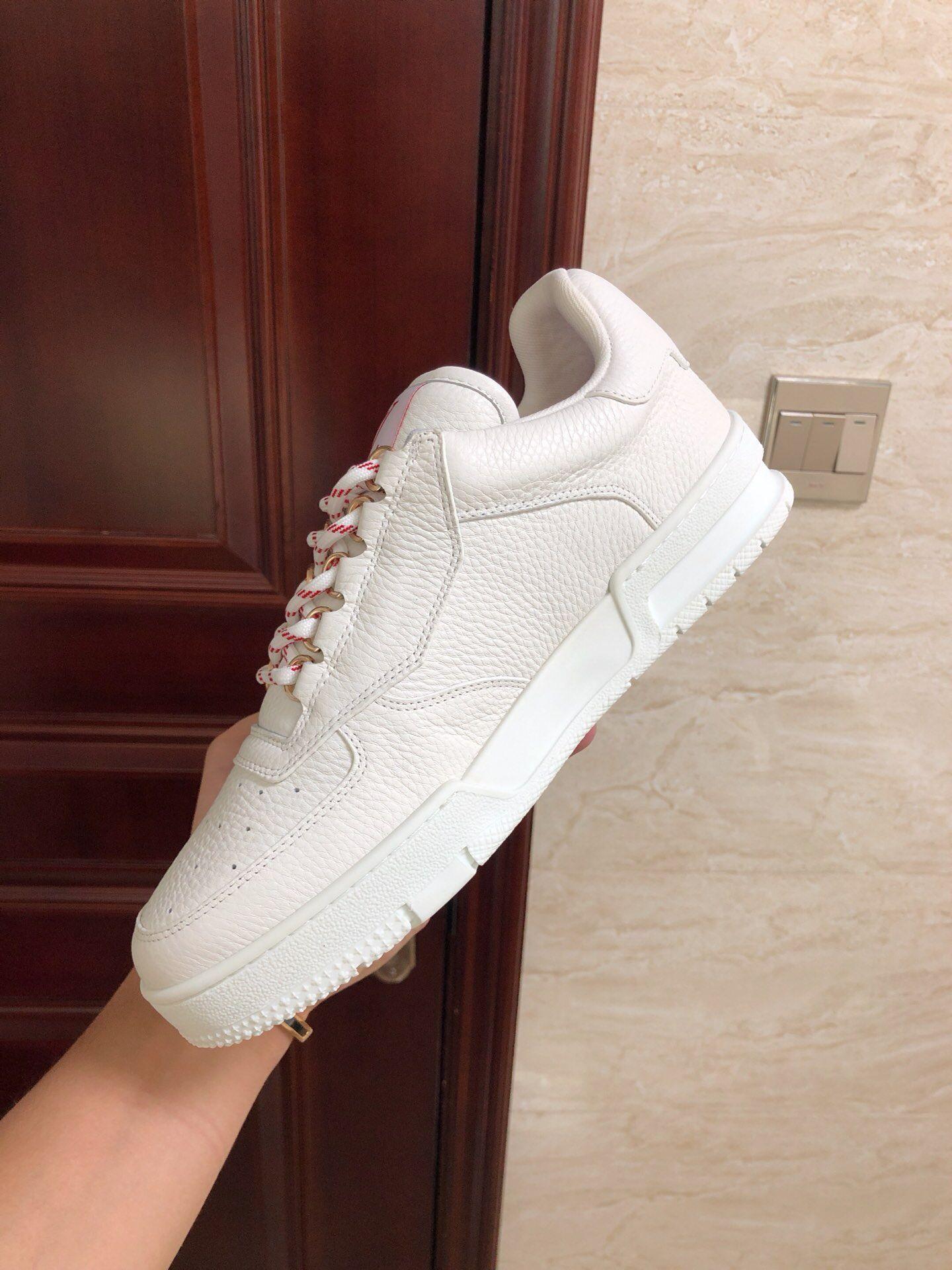 lv trainer sneaker lv  vintage basketball sneaker lv shoes 1A5EN0 6