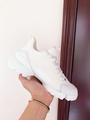 DIOR D-Connect sneaker in white neoprene dior sneaker dior women sneaker shoes  6