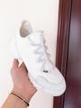 DIOR D-Connect sneaker in white neoprene dior sneaker dior women sneaker shoes  8