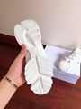 DIOR D-Connect sneaker in white neoprene dior sneaker dior women sneaker shoes  9