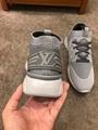fastlane sneaker   comes in Damier knit 1A5ARF    sneaker grey    shoes   3