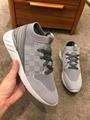 fastlane sneaker   comes in Damier knit 1A5ARF    sneaker grey    shoes   5