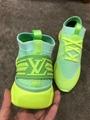 lv fastlane sneaker green color 1A5ARS lv sneaker lv shoes  4