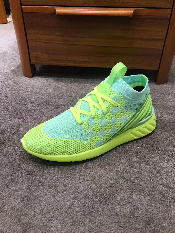 lv fastlane sneaker green color 1A5ARS lv sneaker lv shoes  9