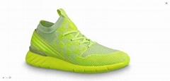 lv fastlane sneaker green color 1A5ARS lv sneaker lv shoes