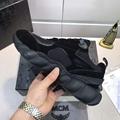 MCM Men's Himmel Low Top Sneakers in Suede MCM sneaker mcm shoes  7
