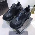MCM Men's Himmel Low Top Sneakers in Suede MCM sneaker mcm shoes  9