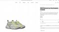 MCM Men's Himmel Low Top Sneakers in Suede white  2