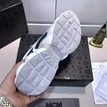 MCM Men's Himmel Low Top Sneakers in Visetos white mcm sneaker   8