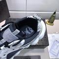 MCM Men's Himmel Low Top Sneakers in Visetos white mcm sneaker   4