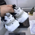 MCM Men's Himmel Low Top Sneakers in Visetos white mcm sneaker   9
