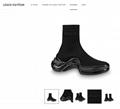 archlight sneaker boot  NOIR / NOIR