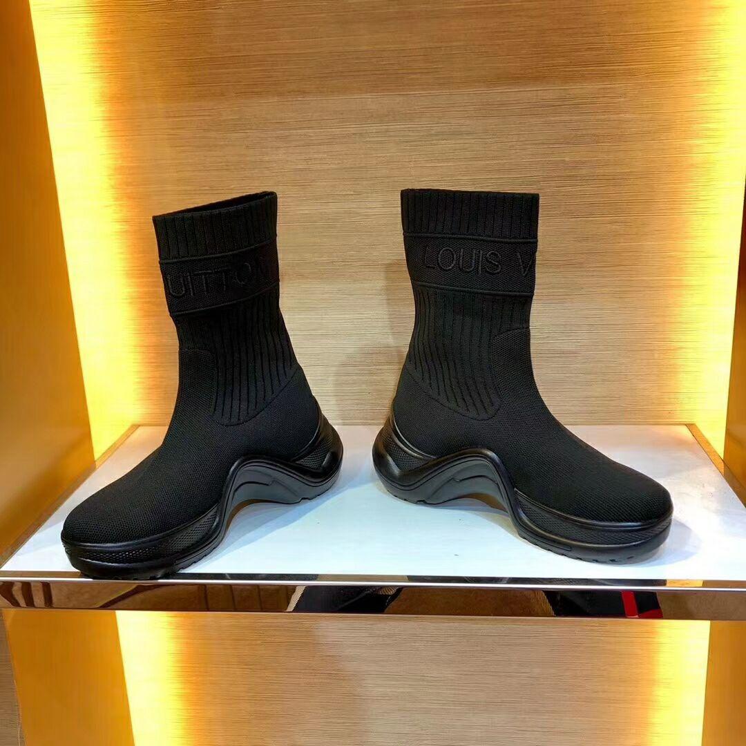 archlight sneaker boot  NOIR / NOIR 1A52LN    sneaker boot    women boot  3