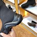 archlight sneaker boot  NOIR / NOIR 1A52LN    sneaker boot    women boot  7