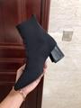 vo  er ankle boot  shaped heel black        boots  2