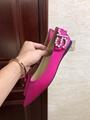Sergio Rossi flat hotpink Sergio Rossi  women shoes  4