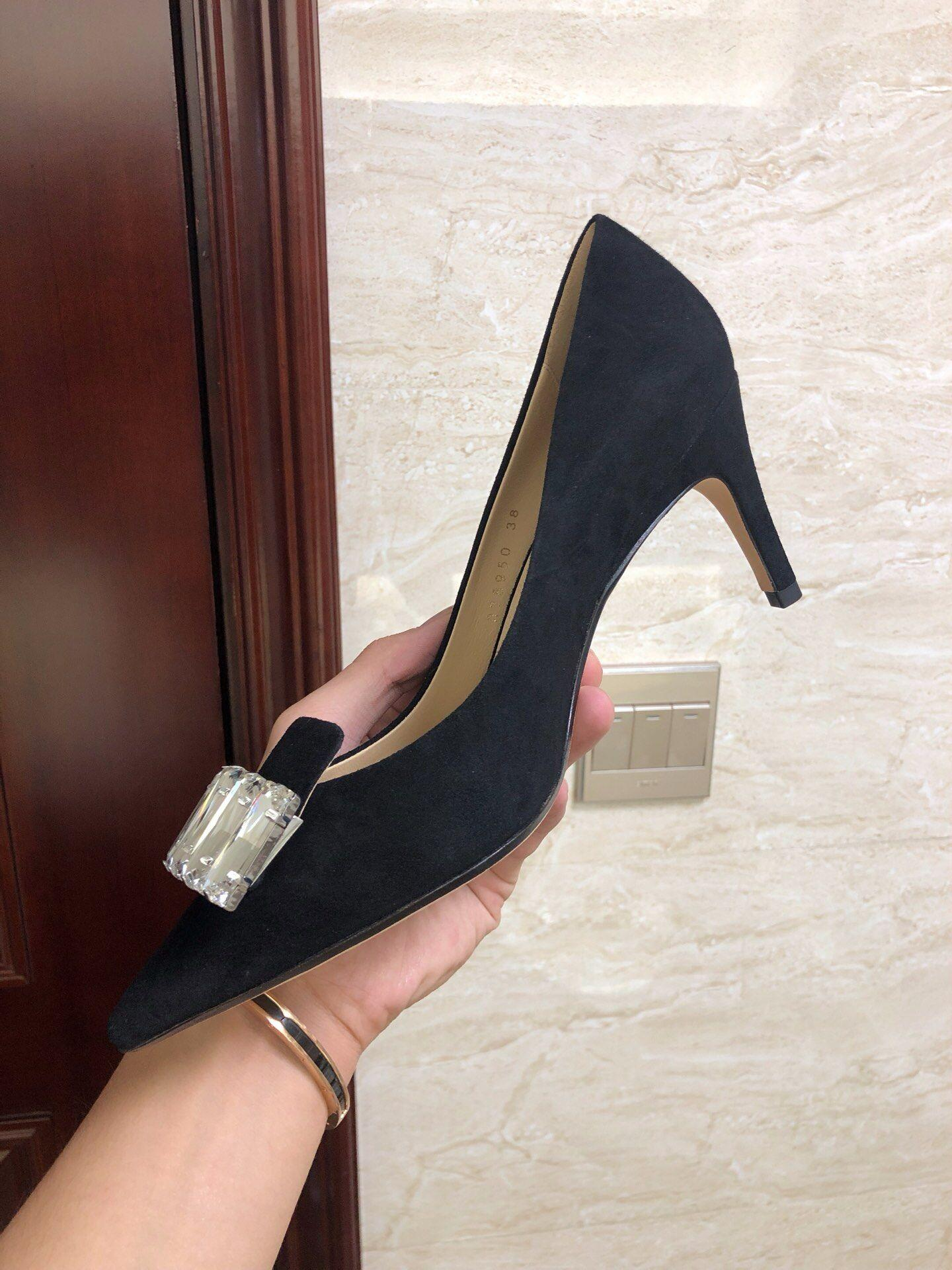Sergio Rossi pump black heels Sergio Rossi shoes  6