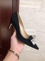 Sergio Rossi pump black heels Sergio Rossi shoes  7