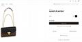 lv saint placide monogram Noir M43714