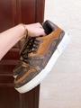 lv trainer sneaker 1A5UR7 lv men sneaker lv shoes Monogram canvas  lv men shoes  4