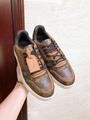 lv trainer sneaker 1A5UR7 lv men sneaker lv shoes Monogram canvas  lv men shoes  5