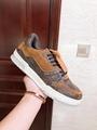 lv trainer sneaker 1A5UR7 lv men sneaker lv shoes Monogram canvas  lv men shoes  9
