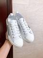 """B23"" LOW-TOP DIOR OBLIQUE SNEAKER DIOR MEN SNEAKER DIOR SHOES  4"