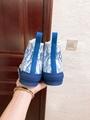 B23 HIGH-TOP SNEAKER IN BLUE      OBLIQUE      SNEAKER      MEN SHOES  9