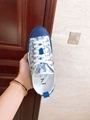 B23 LOW-TOP SNEAKER IN BLUE DIOR OBLIQUE DIOR SNEAKER DIOR SHOES  6