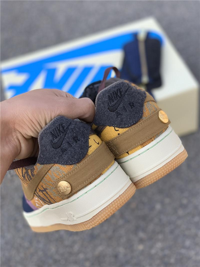Travis Scott Cactus Jack X Nike Air Force 1 Low AF1 All Sizes Available 5