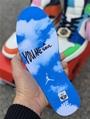 """Melody Ehsani x Air Jordan 1 Mid WMNS """"Fearless"""" CQ7629-100"""