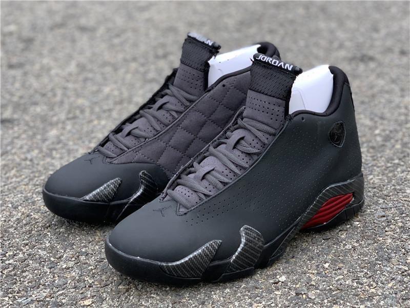 """Air Jordan 14 SE """"Black Ferrari"""" model number :BQ3685-001 2"""